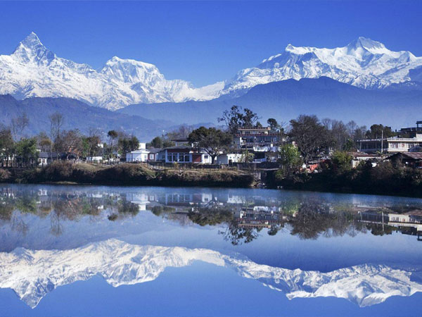 Sightseeing in Pokhara Valley