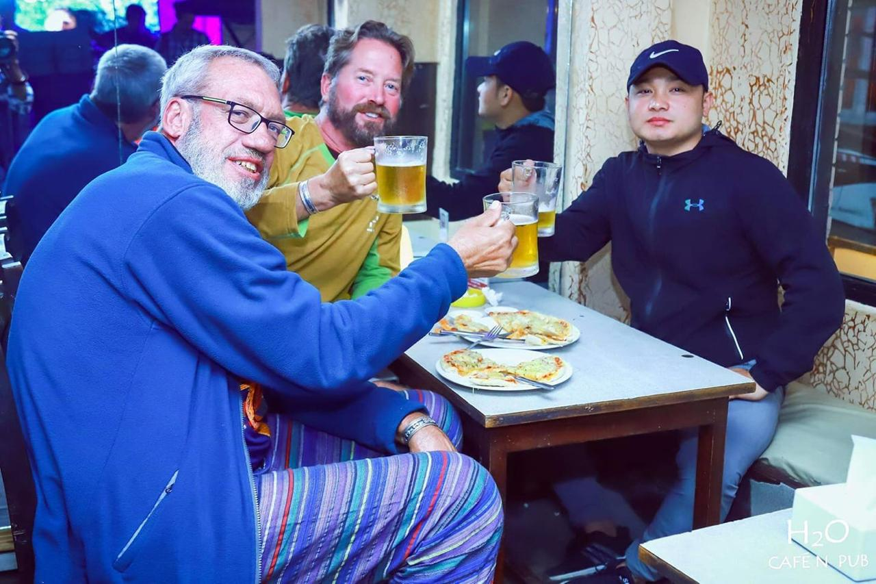 Nepal tea house Trekking and It's a popularity