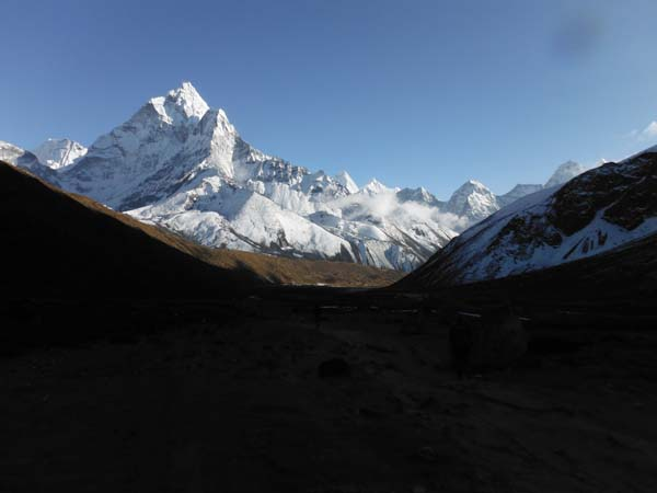 Everest base camp way
