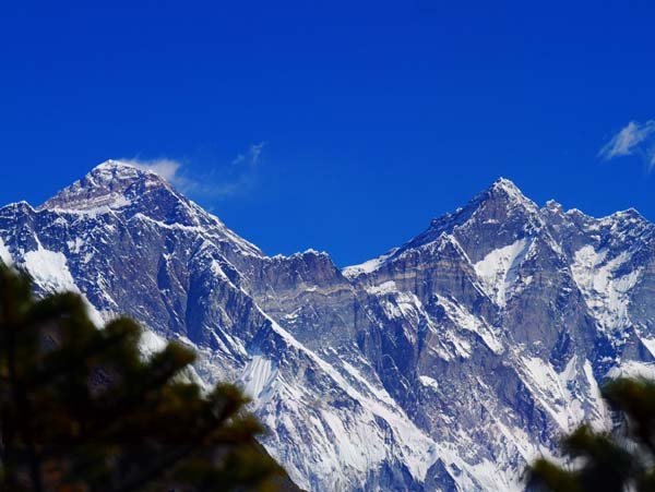 Everest Kalapatthar region